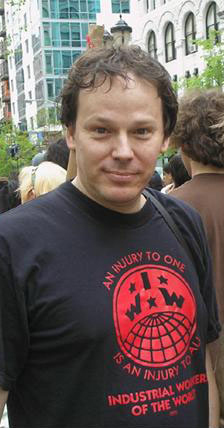David Graeber © occupyboston.org