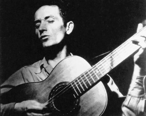 Guthrie, Woody
