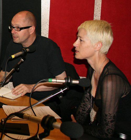Jorinde Reznikoff und KP Fluegel