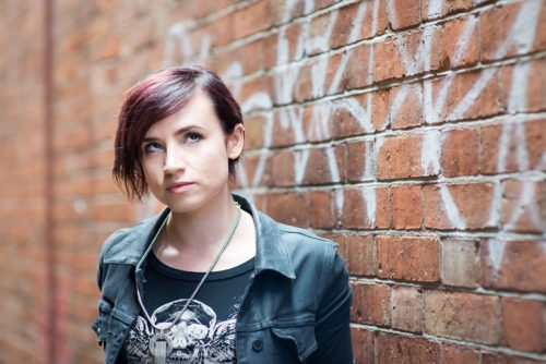Laurie Penny © Jon Cartwright