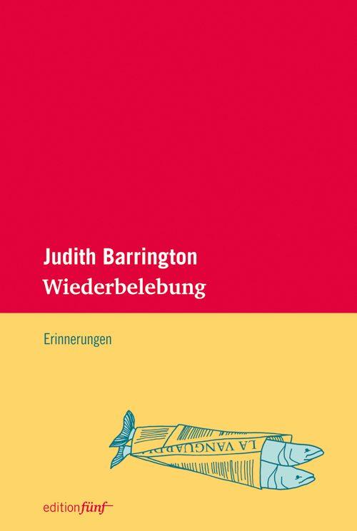 Judith Barrington Wiederbelebung