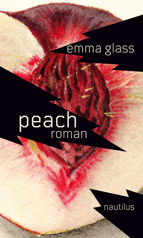 Emma Glass Peach