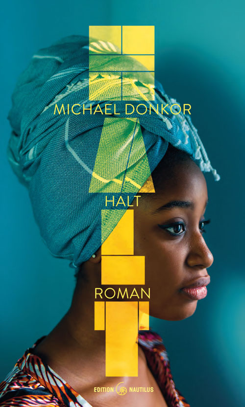 Michael Donkor Halt